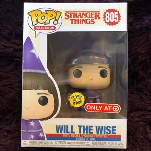 💥FUNKO Pop! Stranger Things-Will The Wise #805